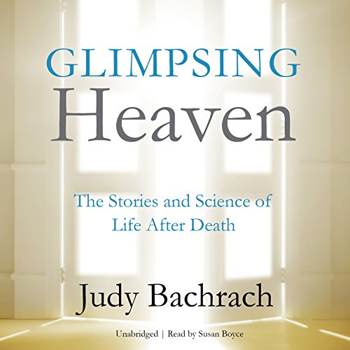 Glimpsing Heaven audiobook cover art