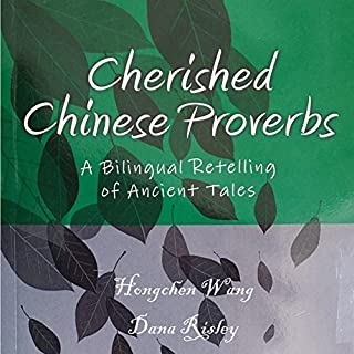 Cherished Chinese Proverbs audiobook cover art