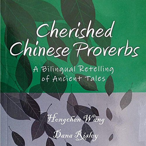 Couverture de Cherished Chinese Proverbs