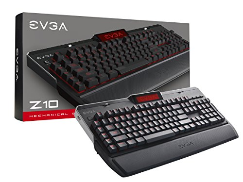 [Keyboard] 64% off EVGA Z10 Gaming Keyboard w/ Kailh Brown Switches $53.31 ( was $149.99)