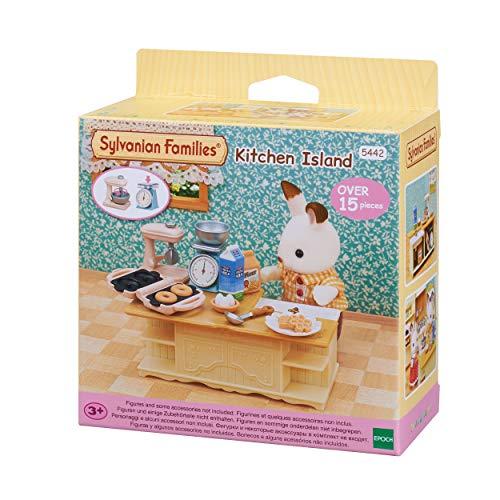 Sylvanian Families 5442 Kochinsel - Puppenhaus Einrichtung Möbel