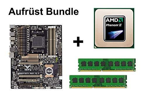 Marke: ASUS Aufrüst Bundle - Sabertooth 990FX R2.0 + Phenom II X3 720 + 4GB RAM #56458