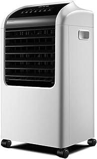Móviles Evaporativos Ventiladores Control Remoto Mini Aire Acondicionado Silencioso Ventilador De Refrigeración Por Agua 7.5H Temporizador 8L Tanque De Agua Purificación De 3 Velocidades 3-Wind Purifi