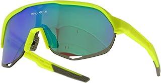 EnzoDate Gafas de Ciclismo Kit de 3 Lentes Gafas de Sol para Bicicletas Cuesta Abajo UV400 MTB Deportes al Aire Libre Gafas Hombres Mujeres