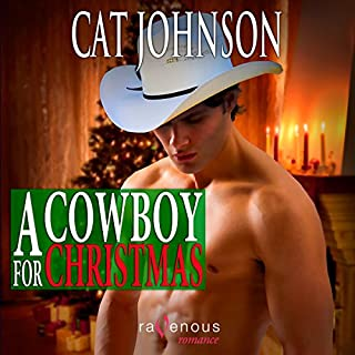 A Cowboy for Christmas Titelbild