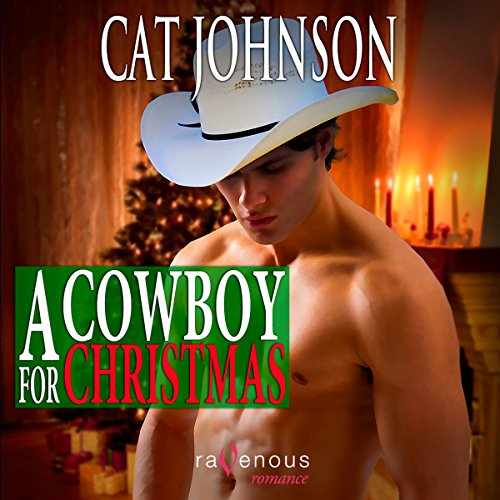 A Cowboy for Christmas audiobook cover art