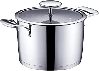 WQF Utensilios de Cocina de cerámica Sartén para Sopa Sartén para estofado Saludable Sartén de Barro Ollas Loza de Barro