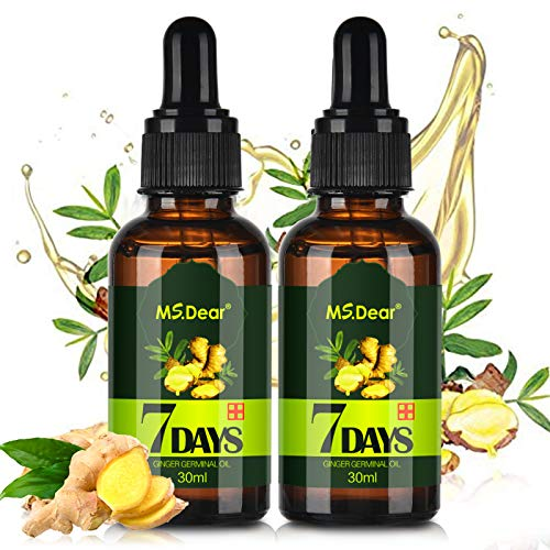 2 Pack MS.DEAR Newly UPGRADED Hair Growth Serum Anti Hair Loss Essence,...