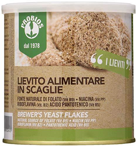 Probios Lievito Alimentare in Scaglie - 125 gr - [confezione da 2]