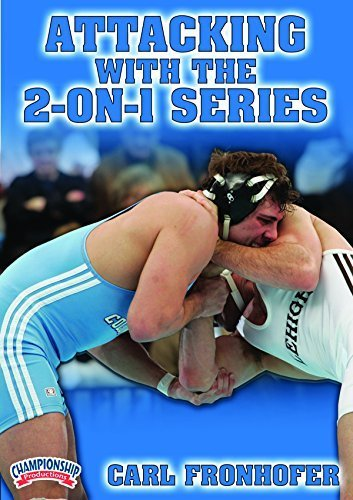 Carl Fronhofer: Attacking with the 2-on-1 Series (DVD)