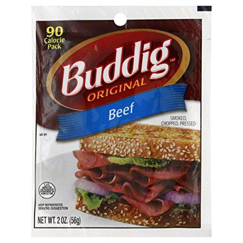 Buddig Wafer Thin Beef, 2 oz