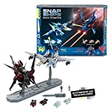 Snap Ships Wasp / Falx Battle Set -- Construction Toy for Custom Building and Battle Play -- Ages 8+