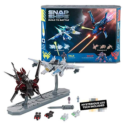 Amazon Prime Members: Snap Ships Wasp / Falx Battle Building Set $13.70 + Free Shipping
