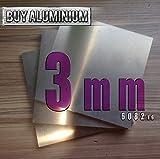 3 mm colores blanco ACM Juego de l/áminas de Dibond de aluminio A3 420 x 297 hacer se/ñal forma de hoja de material compuesto