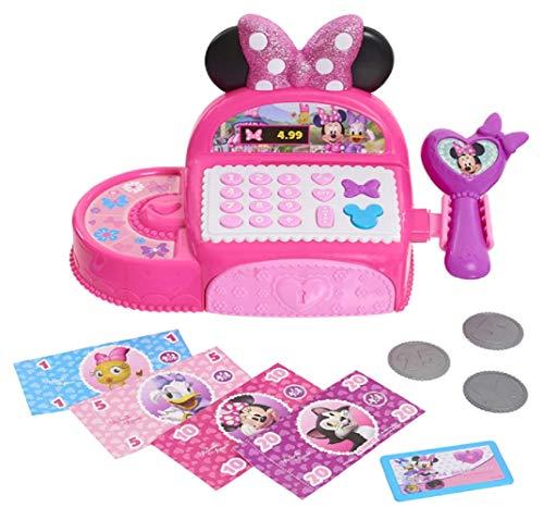 ディズニー ミニー マウス お買い物 キャッシュレジスター レジ Minnie Mouse Bowtique Cash Register [並行輸入品]