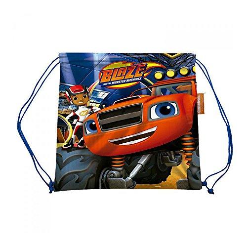 Blaze and The Monster Machine MC 03 BZ Bolsa Escolar