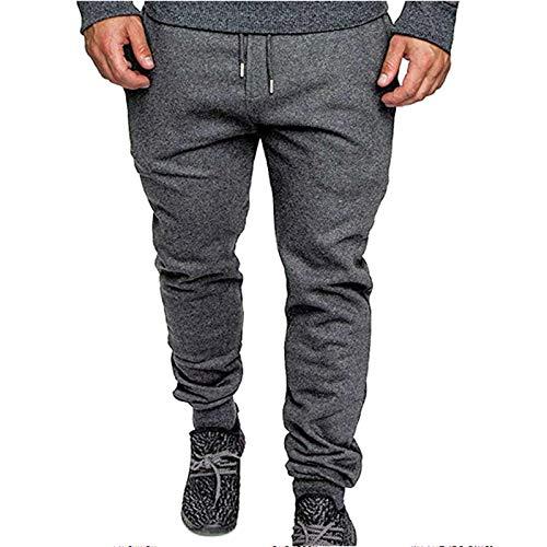 nobranded Pantalones de Hombre Camuflaje Impresión Deportes al Aire Libre Viajes Pies de Camping Moda Pantalones Militares al Aire Libre para Acampar Senderismo Caminar