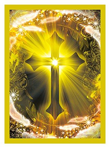 Hybrid Angelic Glory Kai Trading Card Game Character Sleeve 80 Count Collectible Broccoli Anime Art image