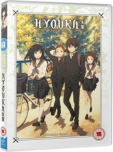 Hyouka - Part 1 - Standard (DVD) [UK Import]
