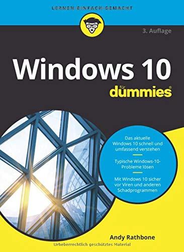 Windows 10 für Dummies 3. Auflage