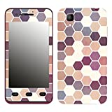 Disagu SF-106204_1208 Design Folie für Wiko Sunset - Motiv Polygone 05