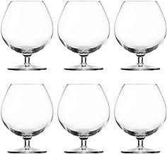 BAR&LIQUOR BRANDY GLASS 585ml H.134mm D105mm - SET OF 6 PCS