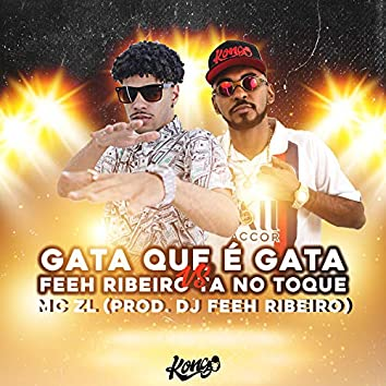 GATA QUE É GATA VS FEEH RIBEIRO TA NO TOQUE