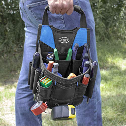 Dead On Tools - 600 Denier Poly Utility Pouch (HD54017)