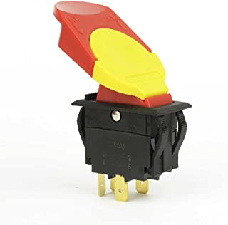 Superior Electric SW7C Aftermarket On-Off Toggle Switch (Optional Lock) 24/12A - 125/250V
