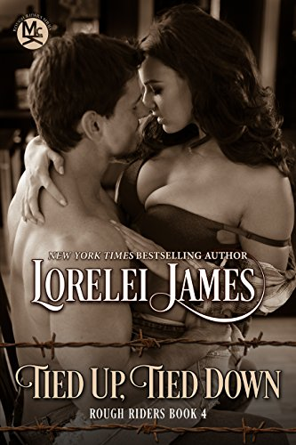 Tied Up, Tied Down (Rough Riders Book 4) (English Edition)