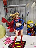 AMrjzr Liga de la Justicia DC Comics Hermosa Chica Supergirl Supergirl Supergirl Figura de Retorno-1...