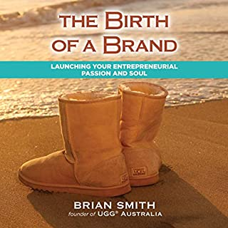 The Birth of a Brand cover art