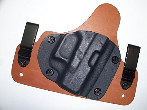 Hybrid Kydex Inside Waistband IWB Concealed Carry Holster for Taurus...