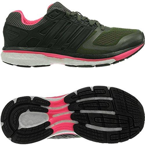 adidas Supernova Glide 6 W M17428 - Zapatillas de correr para mujer, color verde