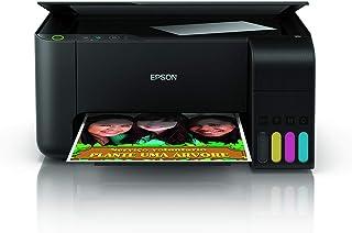 Impressora Multifuncional, Epson, EcoTank L3110, Tanque de Tinta, Preto