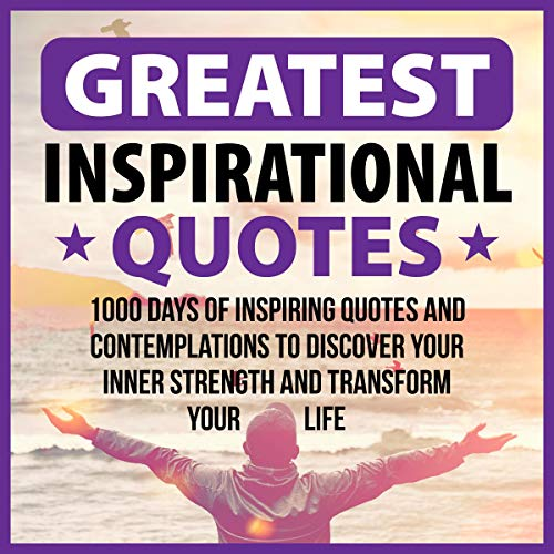Greatest Inspirational Quotes cover art