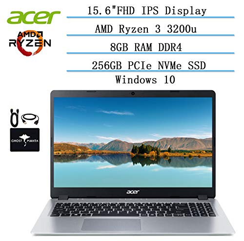 2020 Newest Acer Aspire 5 Slim Laptop 15.6 FHD IPS Display,...