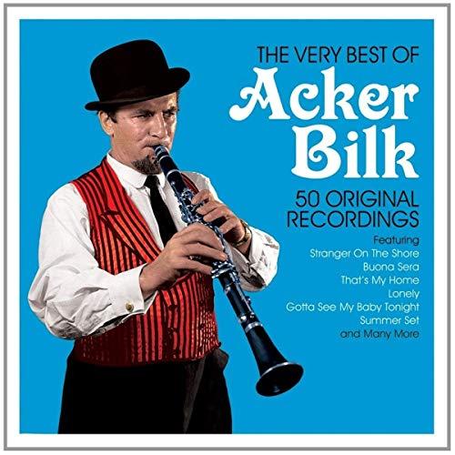 The Very Best Of Acker Bilk [Double CD]