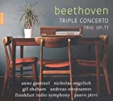 Beethoven : Triple Concerto, Trio Op.11