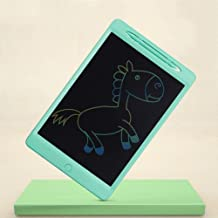Moerc LCD Writing Tablet Moerc Digital Ewriter Electronic Graphics Tablet Portable Mini Board Home School Office children's graffiti board Memo Message Notice Board (Color : Green)
