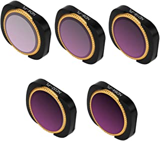 ND8-PL Kimbird Angles Adjustable Camera Lens Filter,Vivid Collection Filter Cinema Series Compatible with DJI Mavic Mini Drone Filters Accessories 1-Packs