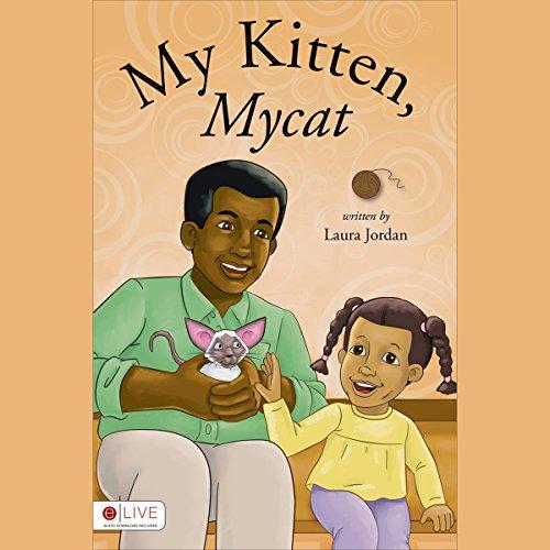My Kitten, Mycat audiobook cover art