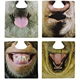 Flashpoint 556190 Tier Gesichtsmasken