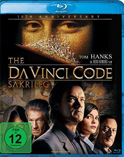 The Da Vinci Code - Sakrileg - Anniversary Edition [Blu-ray]