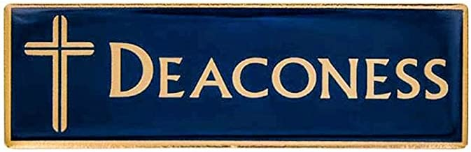deacon and deaconess pins