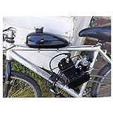 Motorized Bicycle Kit - 80cc Bicycle Engine Kit - 2 Stroke Gas Powered Bike Motor Engine - Bike Conversion Kit - Easy to Install and Tune - Motorized Gas Bike