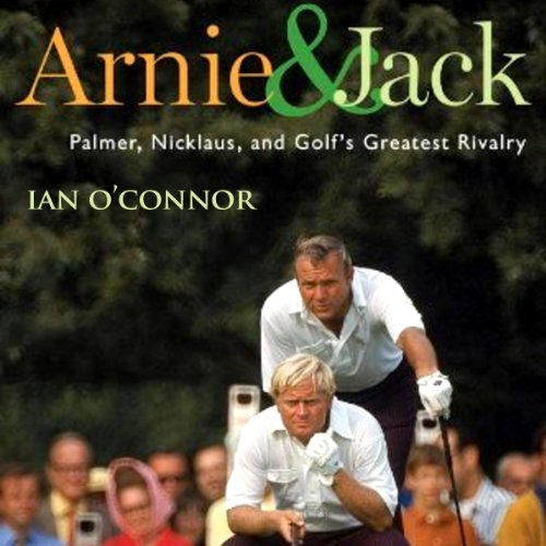 Arnie & Jack audiobook cover art