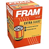 FRAM Extra Guard PH16, 10K Mile Change Interval Spin-On Oil Filter