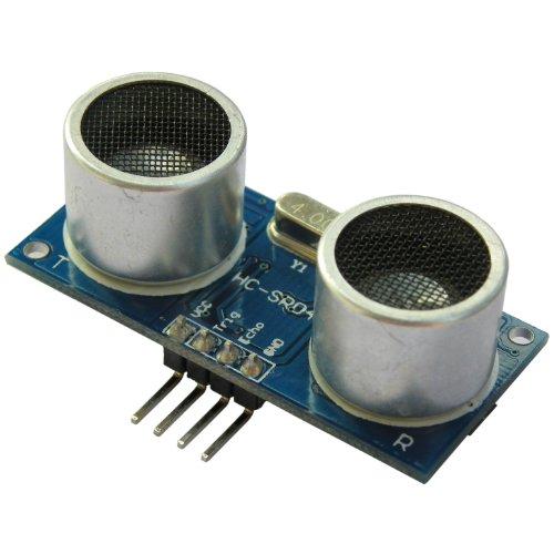 Módulo ultrasónico hc-SR04 distancia transductor de medición del sensor para arduino
