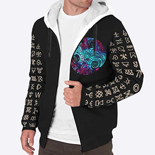 Full Zip Grappig trui overhemd met tas voor kinderen